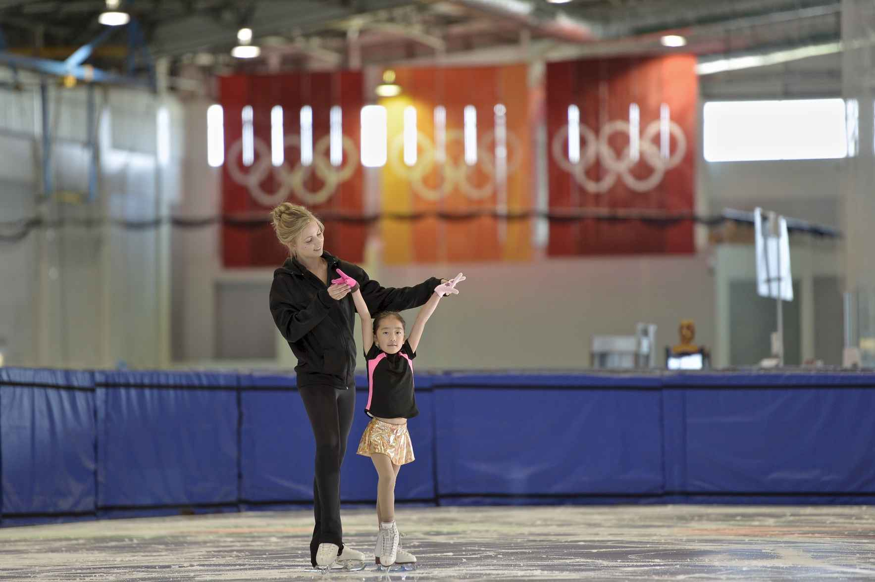 Support our Youth Programs, Healthy Communities and world-class Olympic Venues! Make a difference and leave your legacy today. image