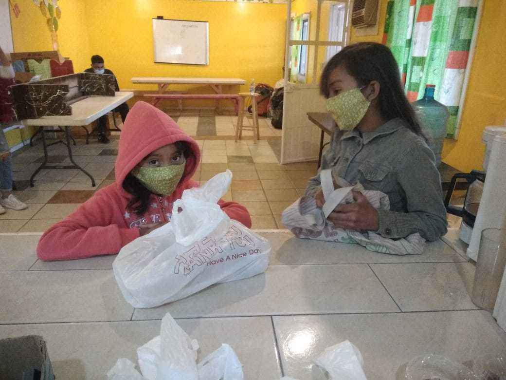 Donate now to help feed children and their families in Juarez, Mexico! image