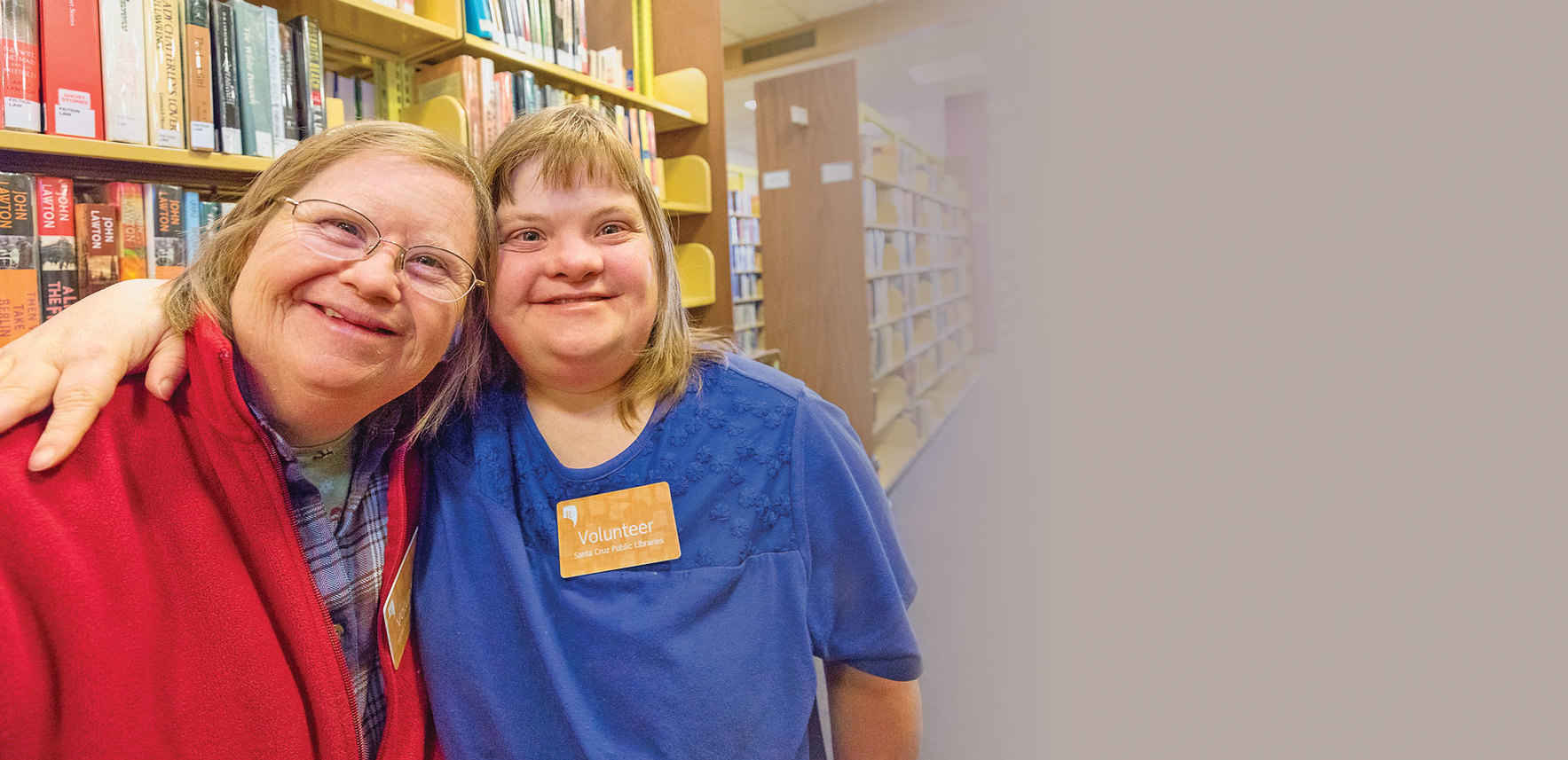 Your support for Hope Services will improve the quality of life for individuals with developmental disabilities and mental health needs. image