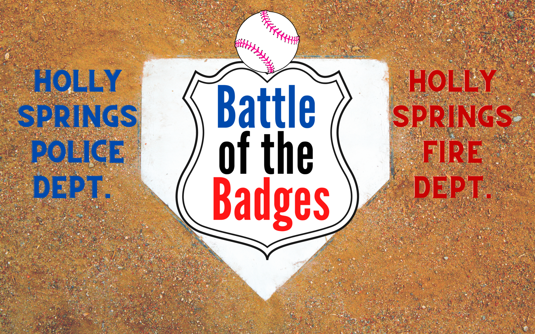 Holly Springs Battle of the Badges image