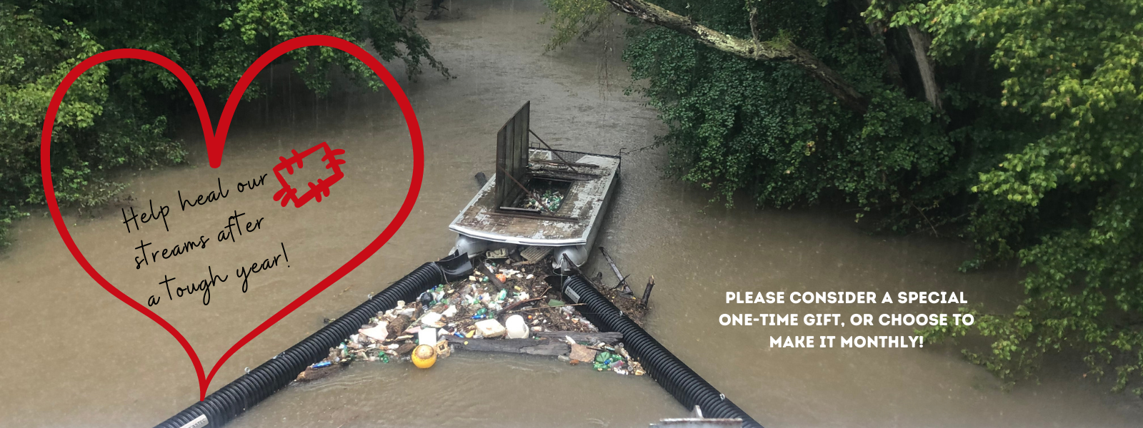 Our Urban Rivers Need Our Help! image