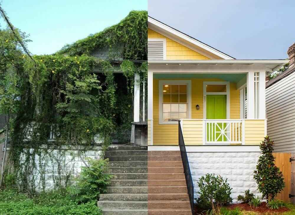 Your donations will help reduce blight in our community. image