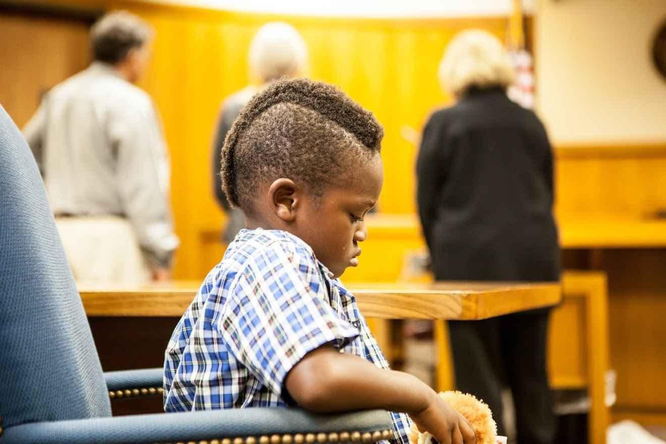 Children in foster care need CASA volunteer advocates image