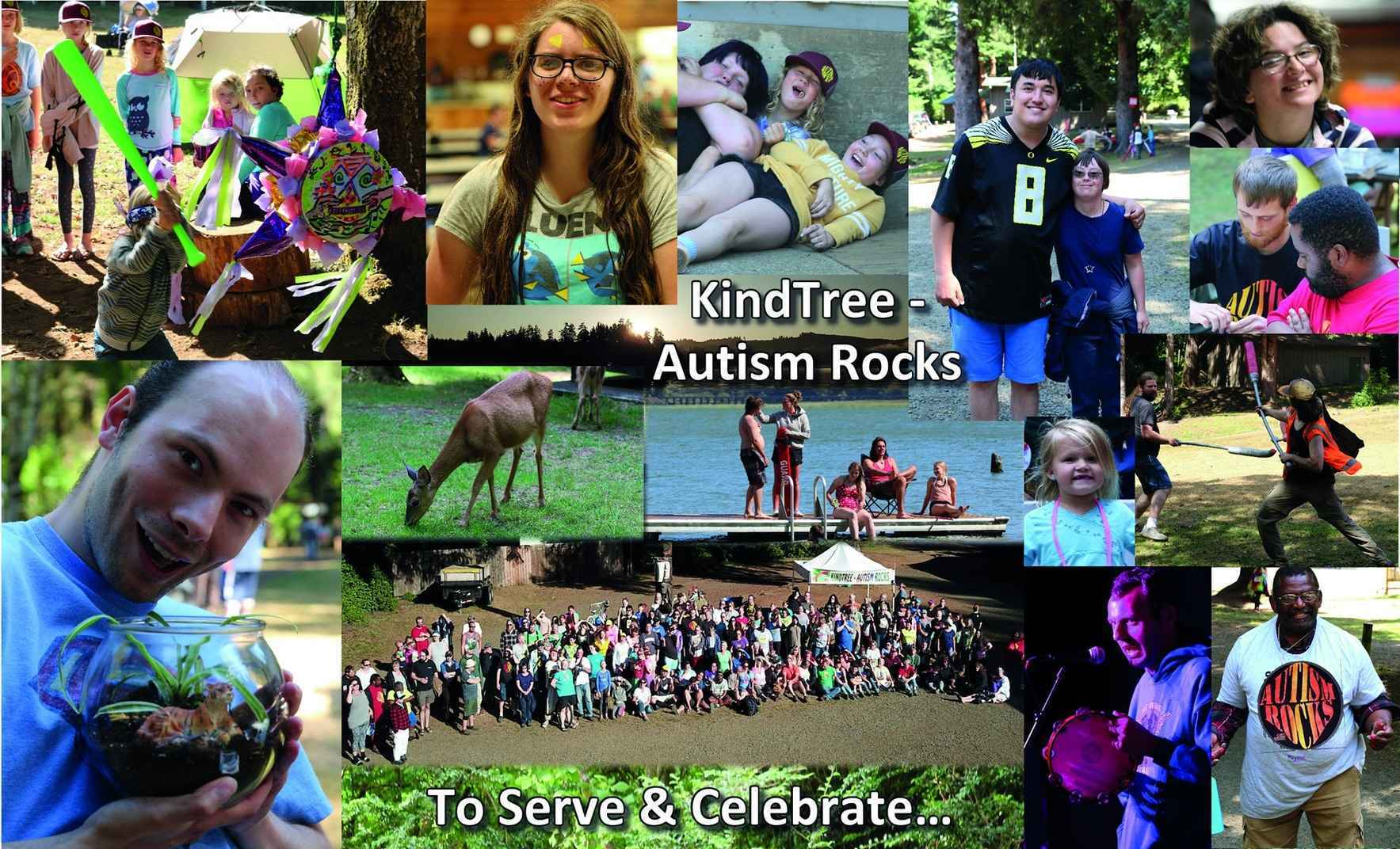 KindTree - Autism Rocks image