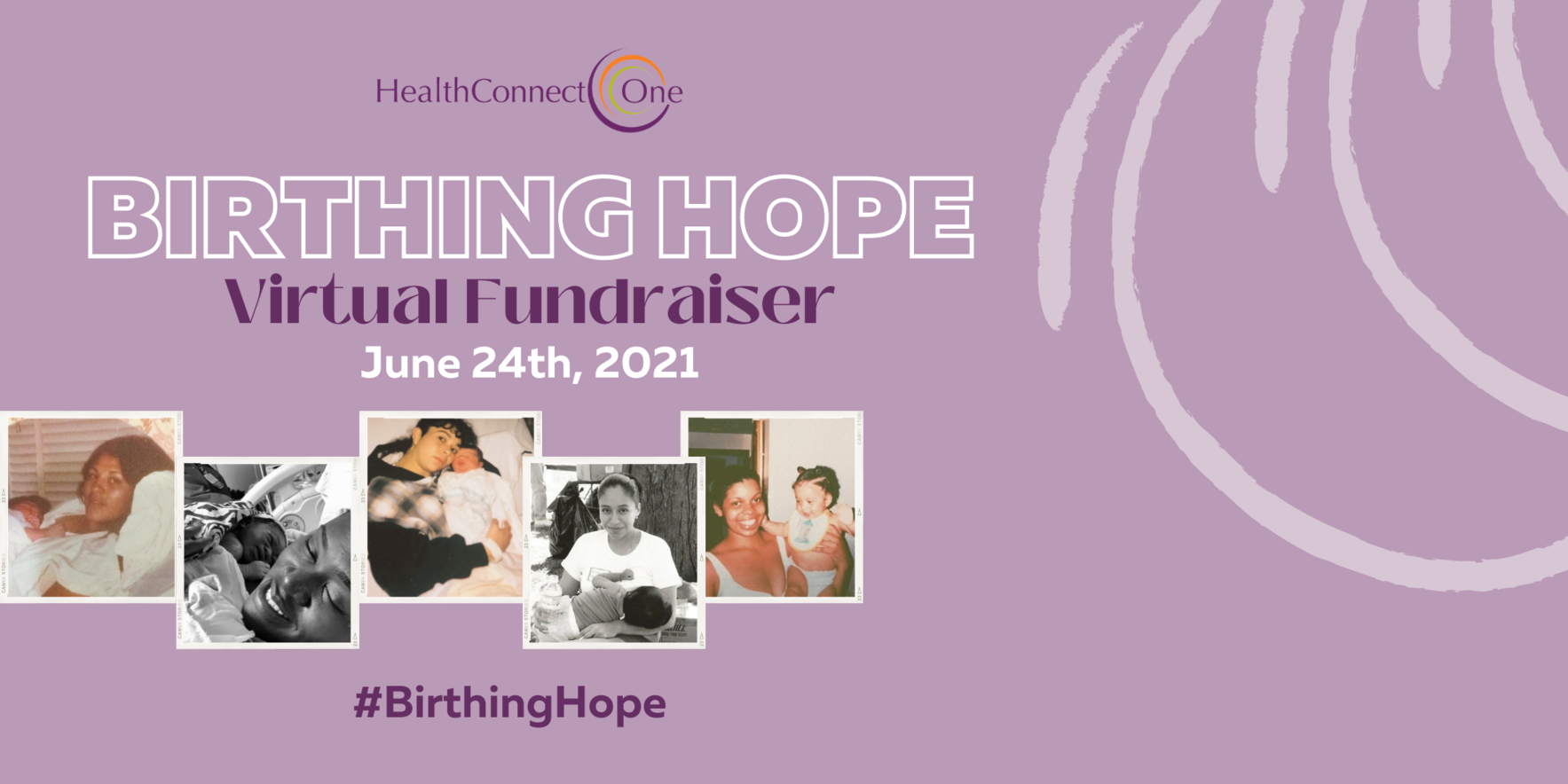 Join us for the Birthing Hope 2021 Virtual Event image