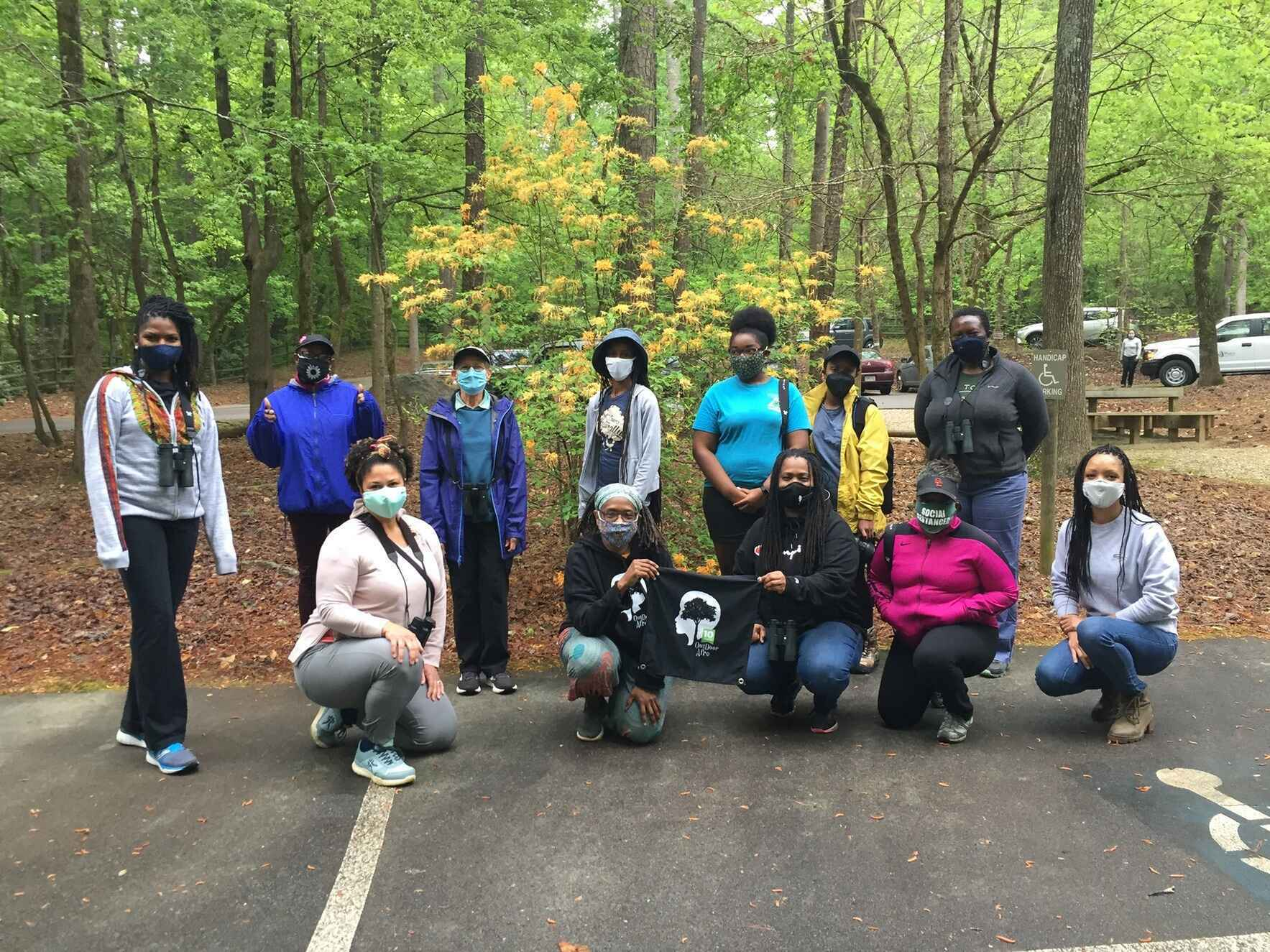 Outdoor Afro Commemorates Juneteenth image