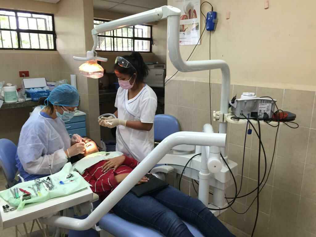 Call for Sponsors to Renew Odontology Clinic image