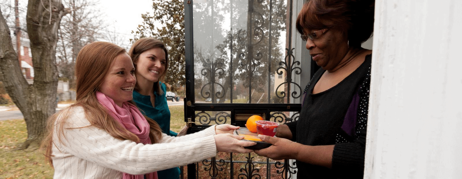 Your Home-bound Neighbors Need You! image