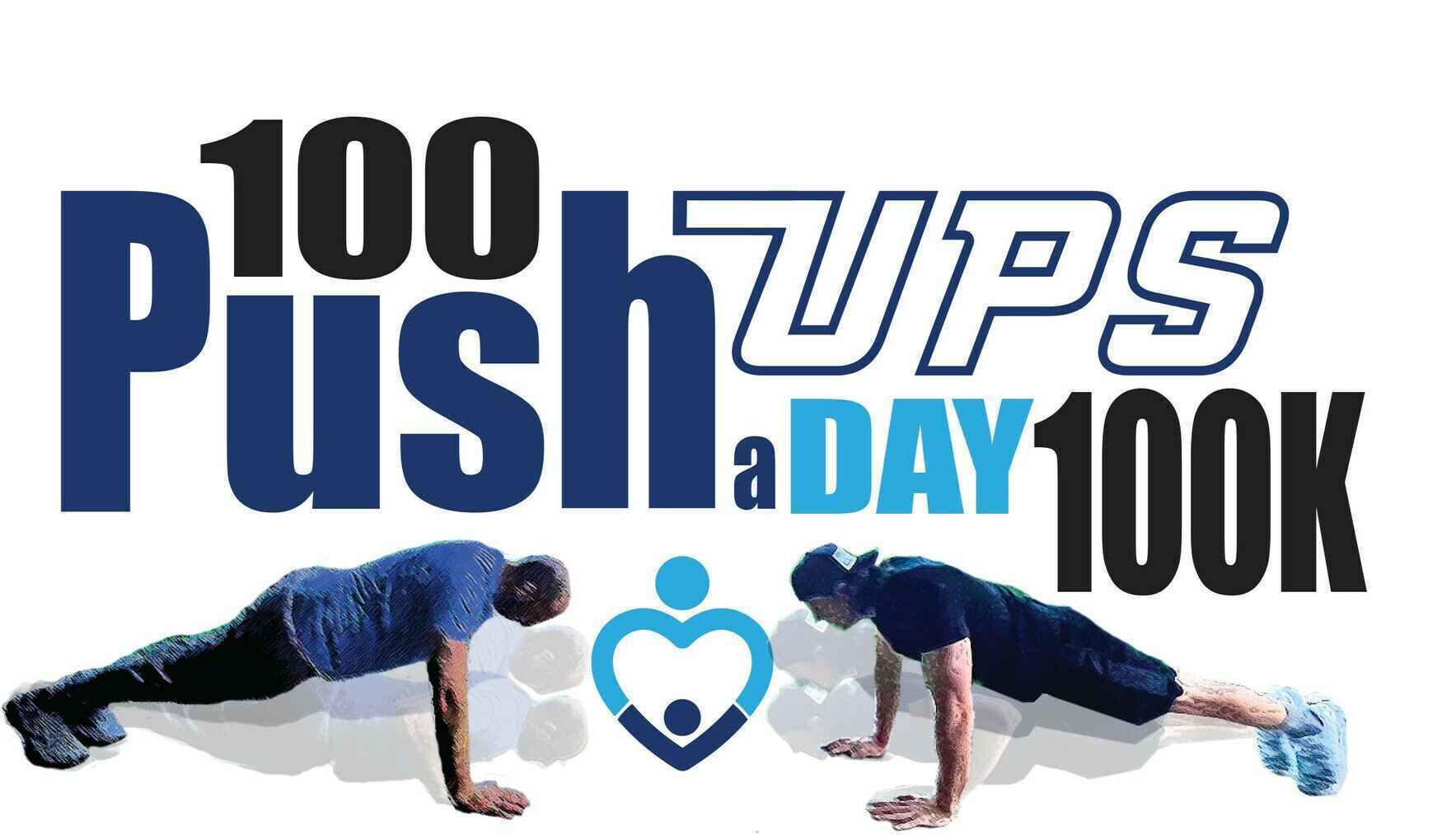 Please Support The Push Up Challenge for Kids with Epilepsy image