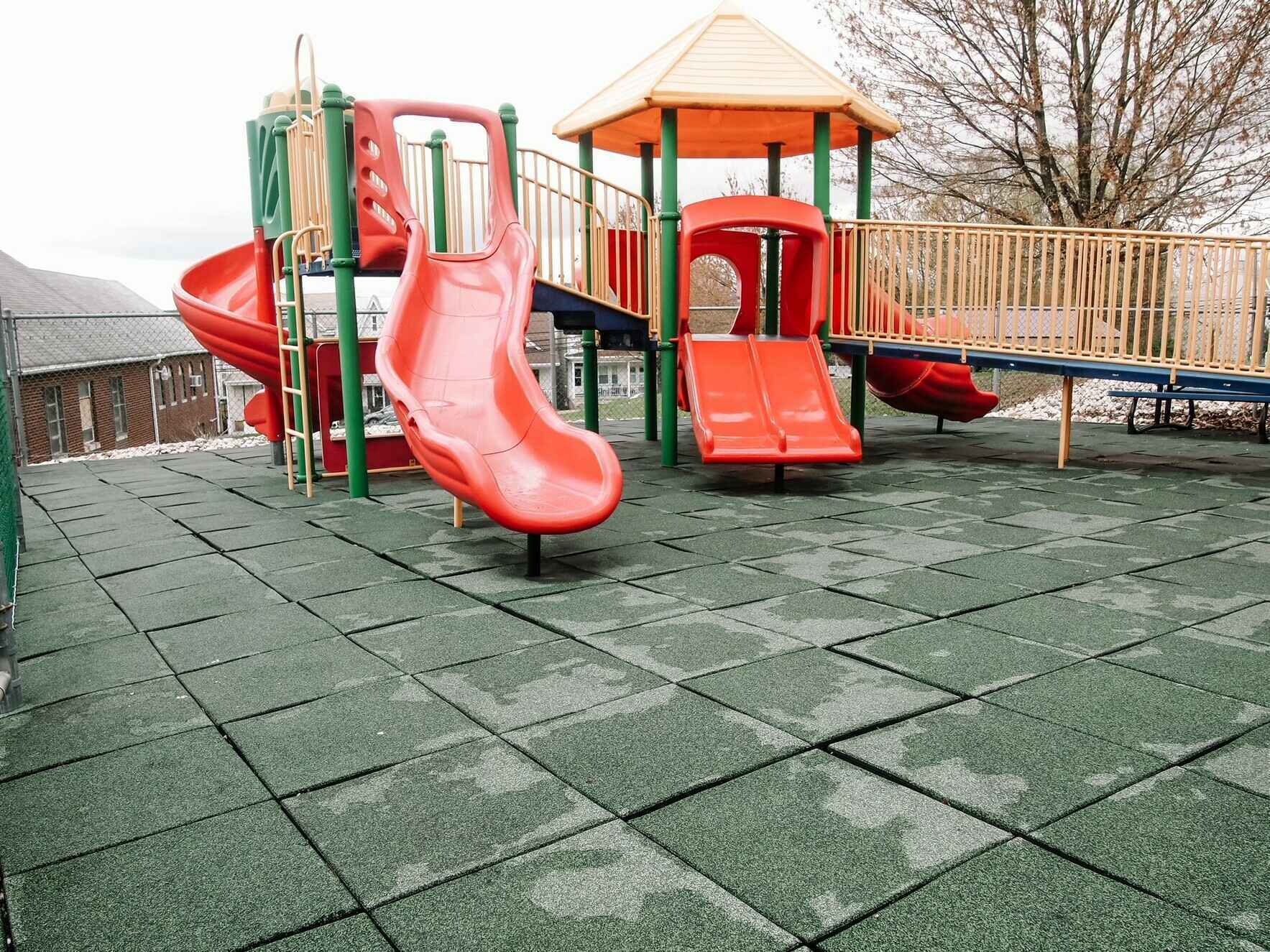 Give today to help revitalize our school playground! image