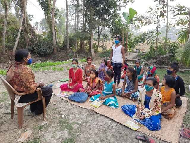 One Million Yogis Giving Back to India for International Yoga Day image