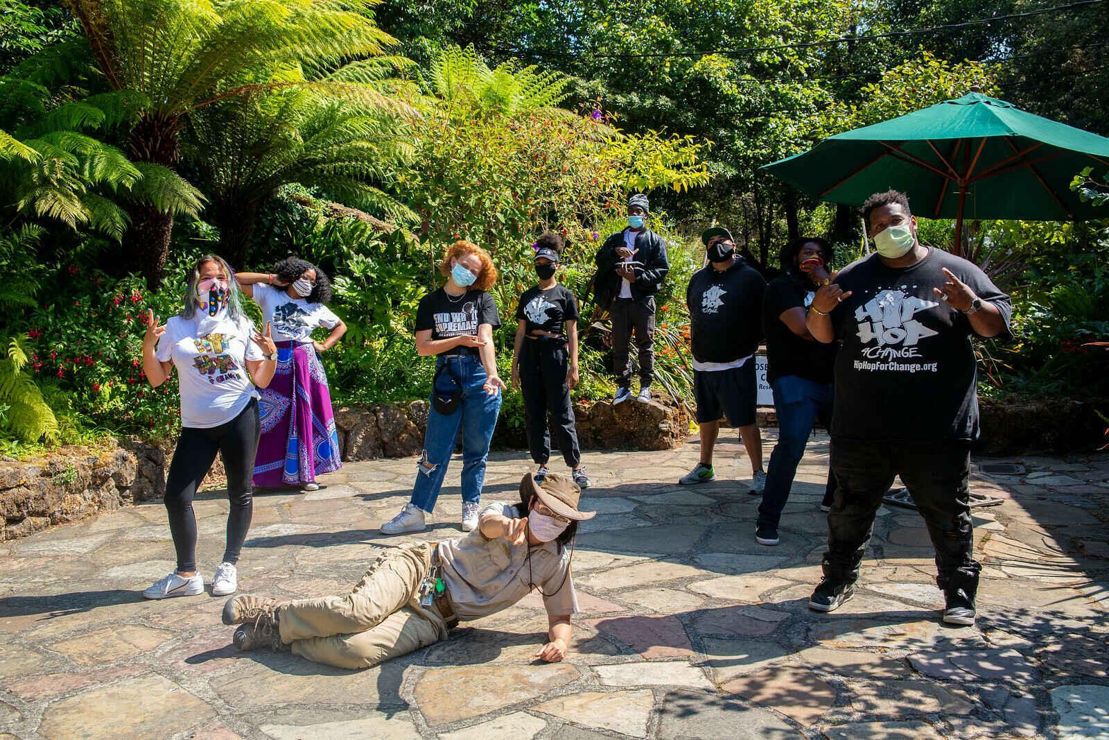 Keep Hip Hop For Change alive through 2021! image