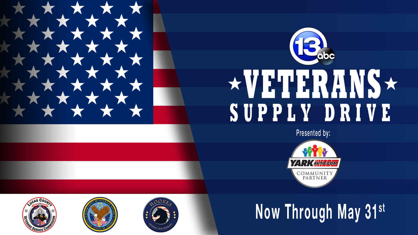Donate today to help a homeless veteran image