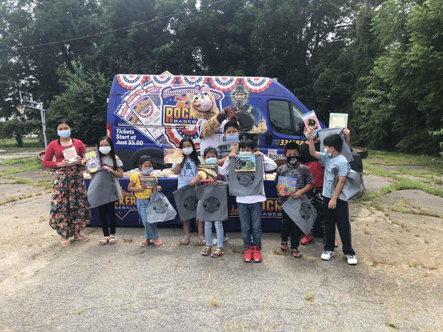 Send 200 Children to Camp Carey! image