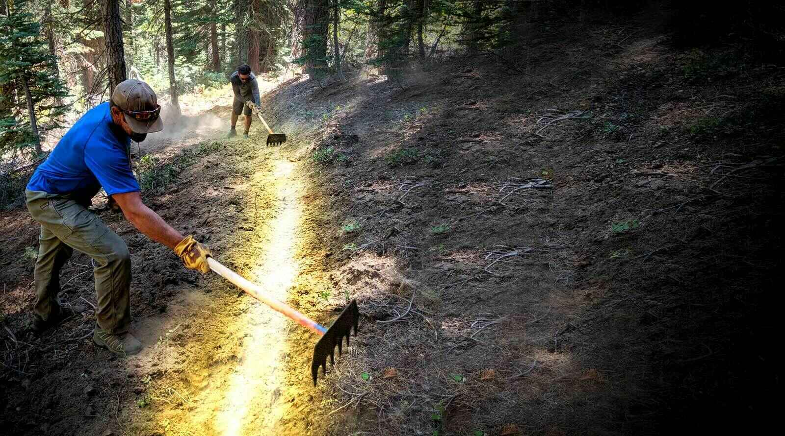 Become a Friend of the Trail Stewardship! image