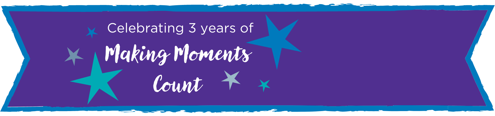 Help us celebrate 3 years of providing care for kids & families! image