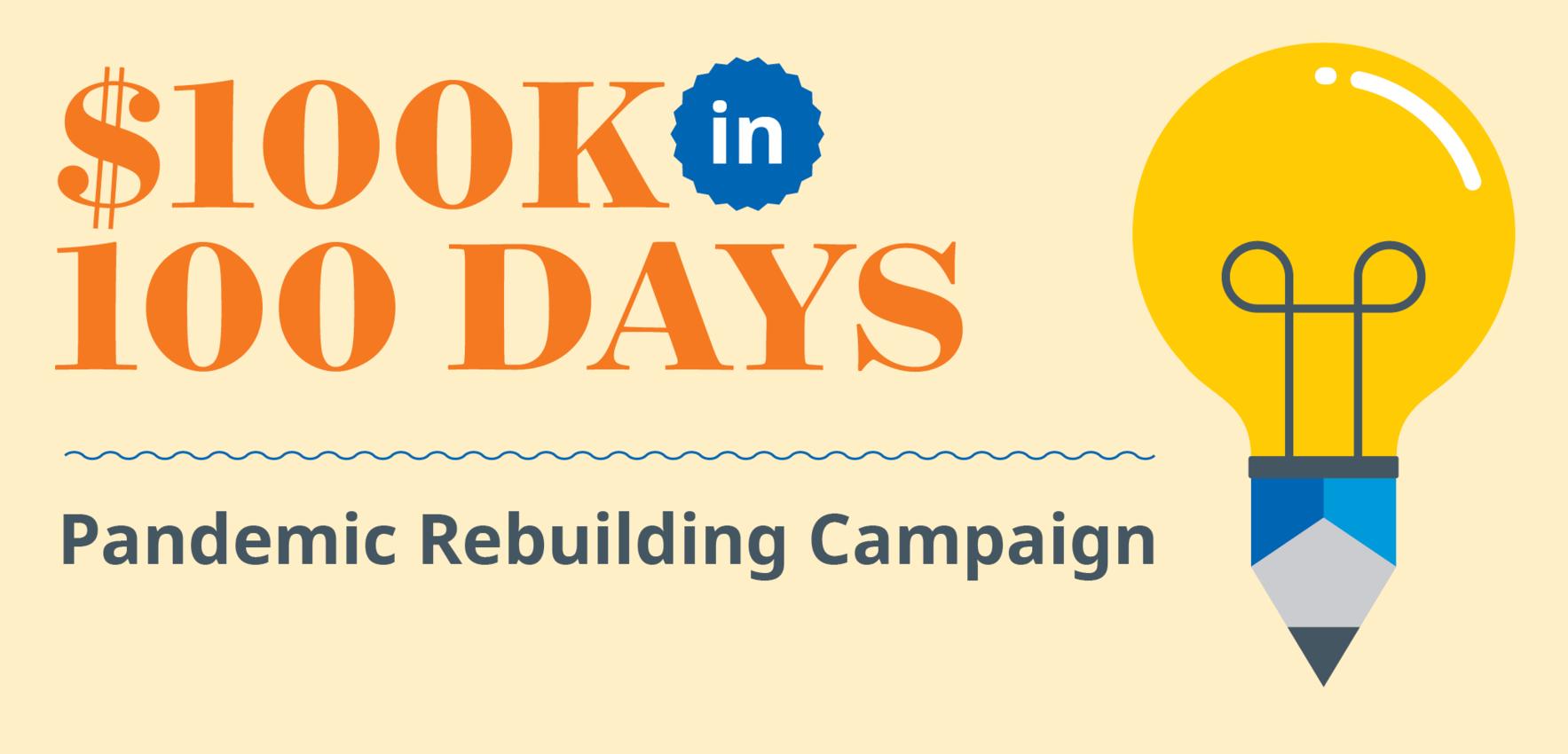 Pandemic Rebuilding Campaign image