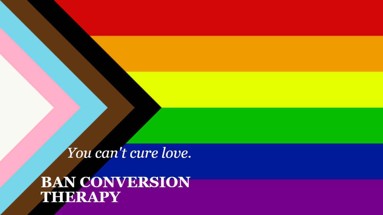 KYLP Files Complaint Against Conversion Therapist image
