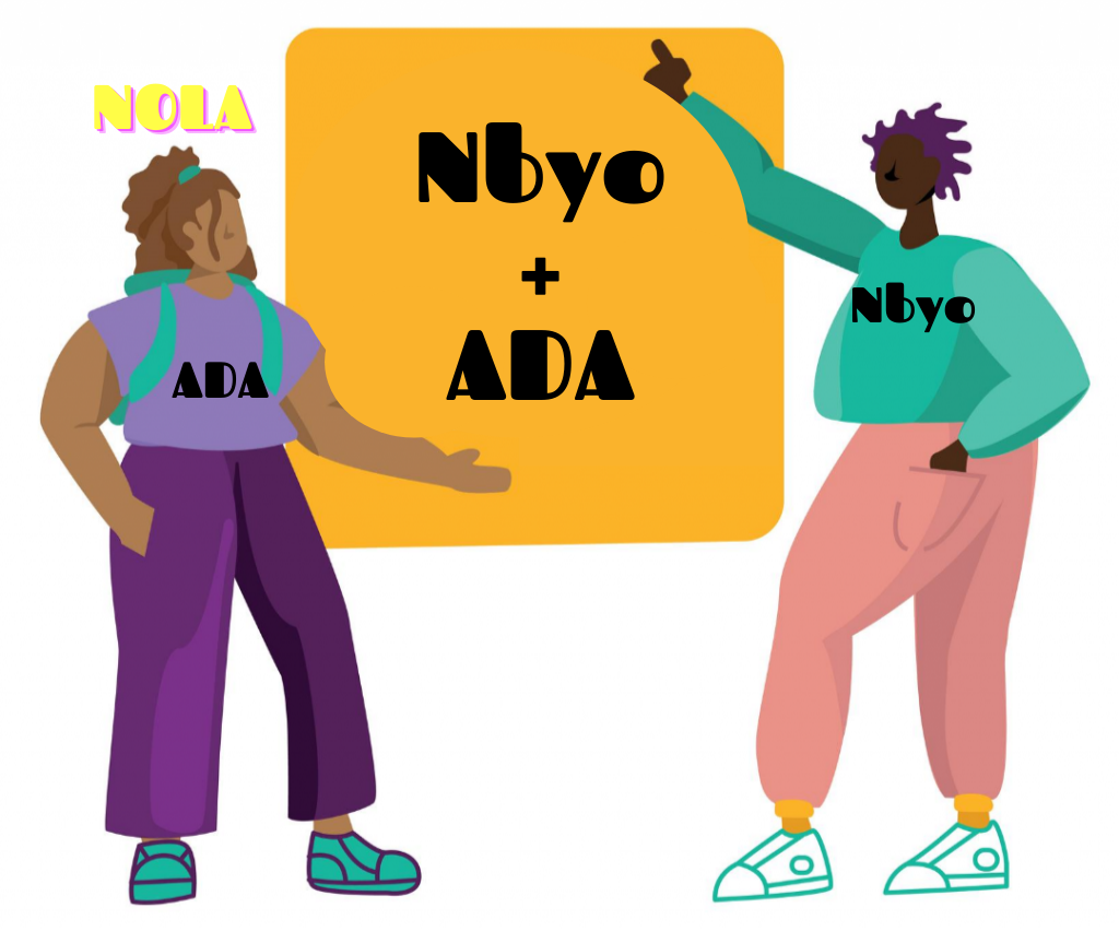 Donate now to provide a travel opportunity for NbYo students this summer with The African Diaspora Alliance..  image