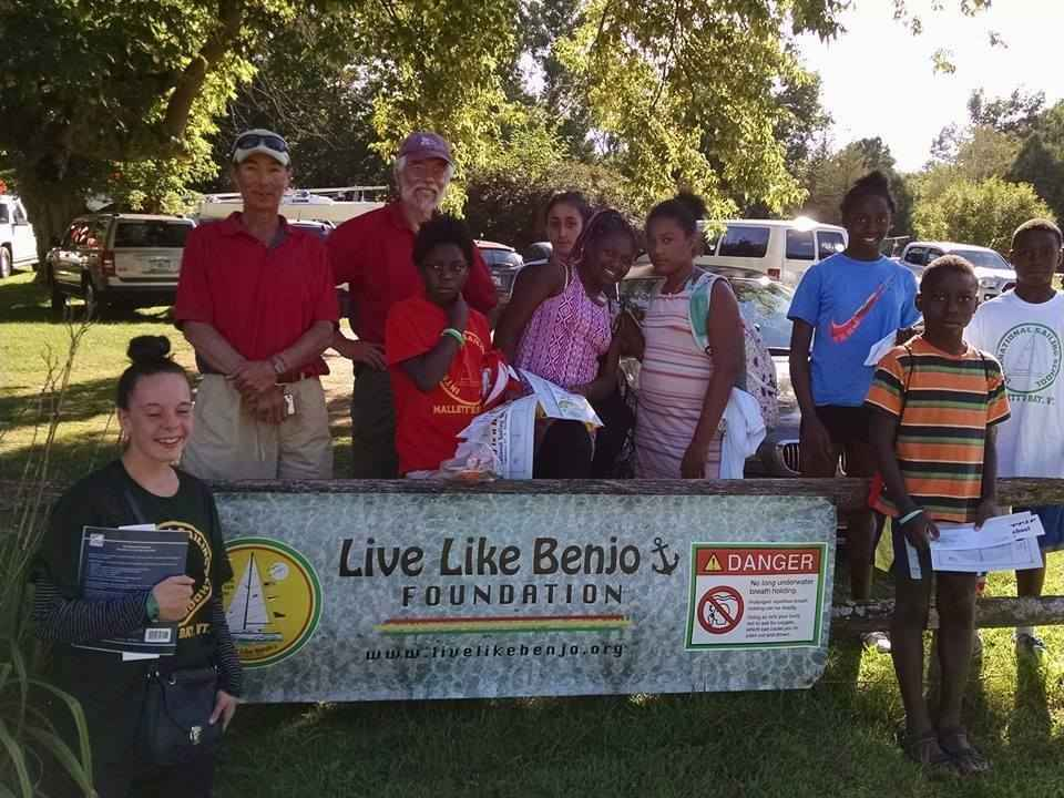 Help us put a smile on a child's face and save lives in honor of Benjo. image