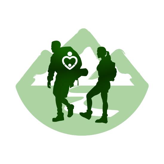 Endurance for Epilepsy:  Joe & Erin Hike the Appalachian Trail  image
