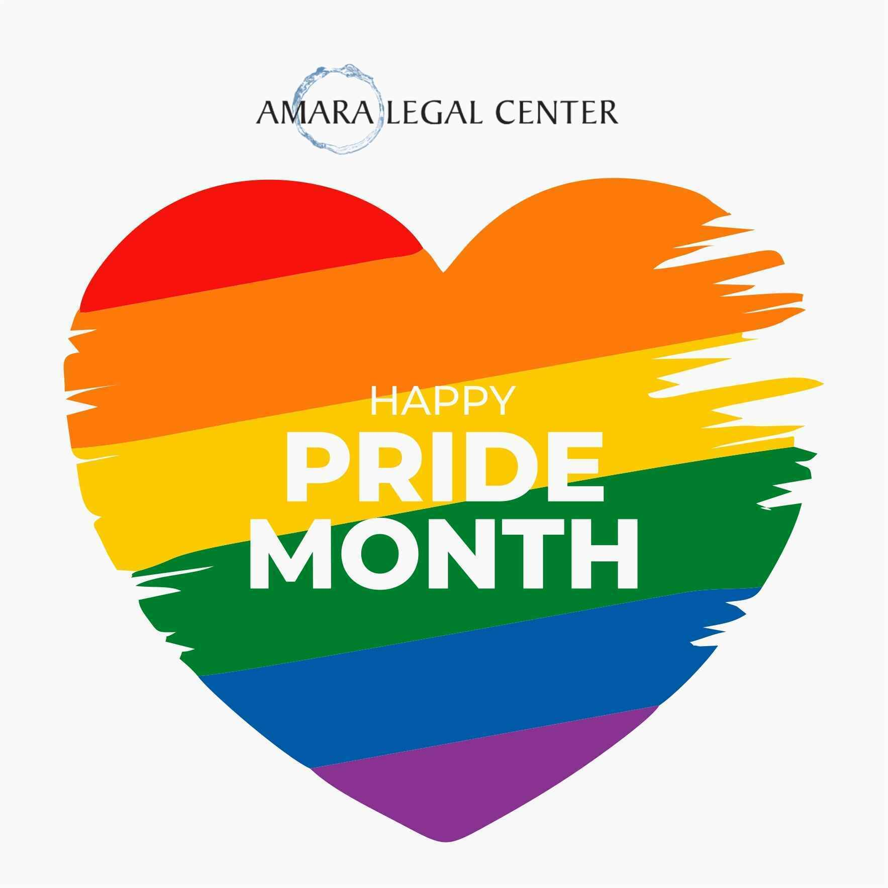 Give with pride! Donate to help support Amara's LGBTQ+ community! image