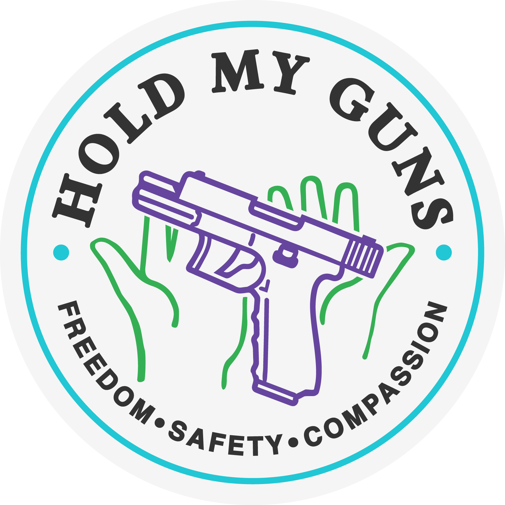 Help us Launch Hold My Guns® Firearms Storage in all 50 States!  image