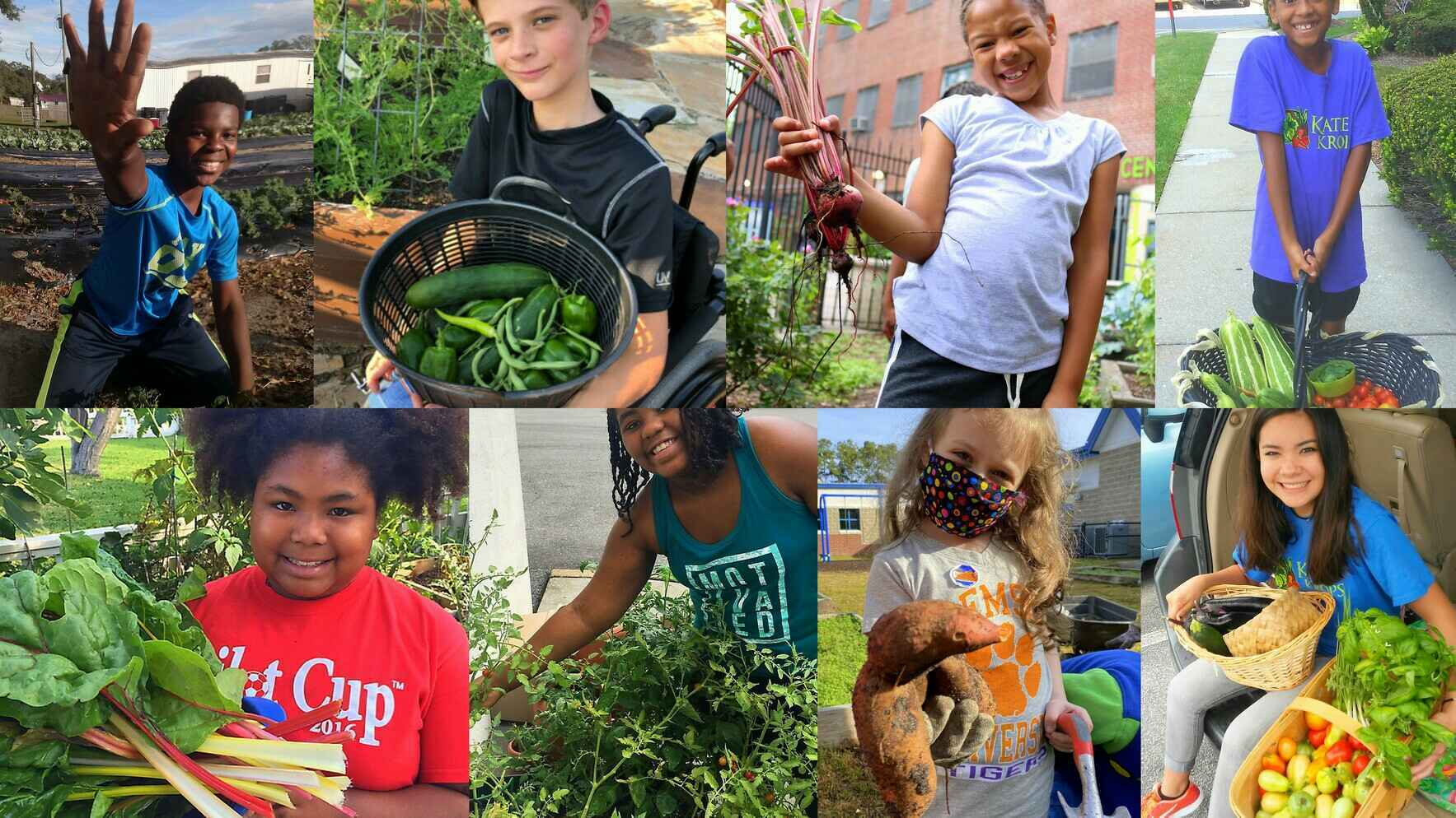 Help us expand our family of young Growers! image