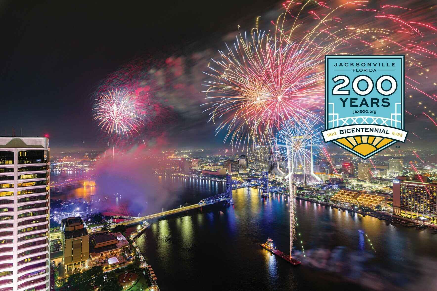A city only gets one chance to celebrate its bicentennial! You can help make the Jacksonville Bicentennial a year to remember through a sponsorship.  image