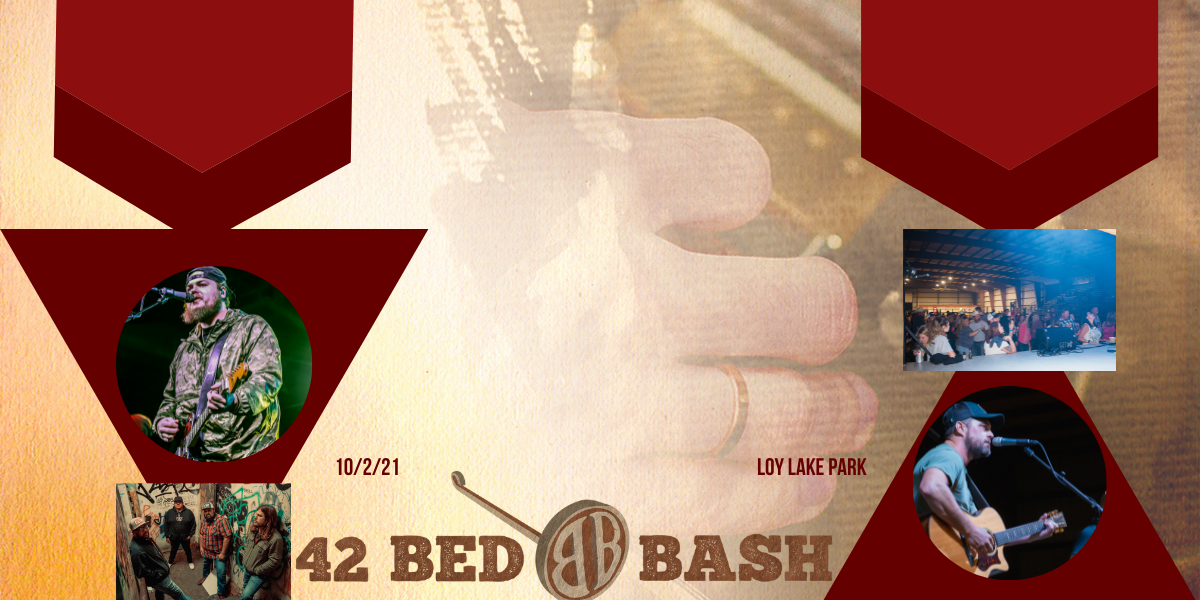 Make a donation now to sponsor our 42 Bed Bash! image