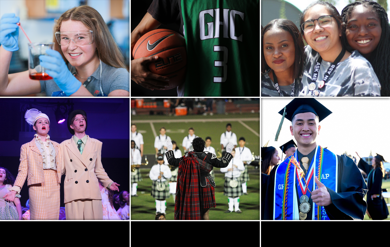 Support student success at Granada Hills Charter image