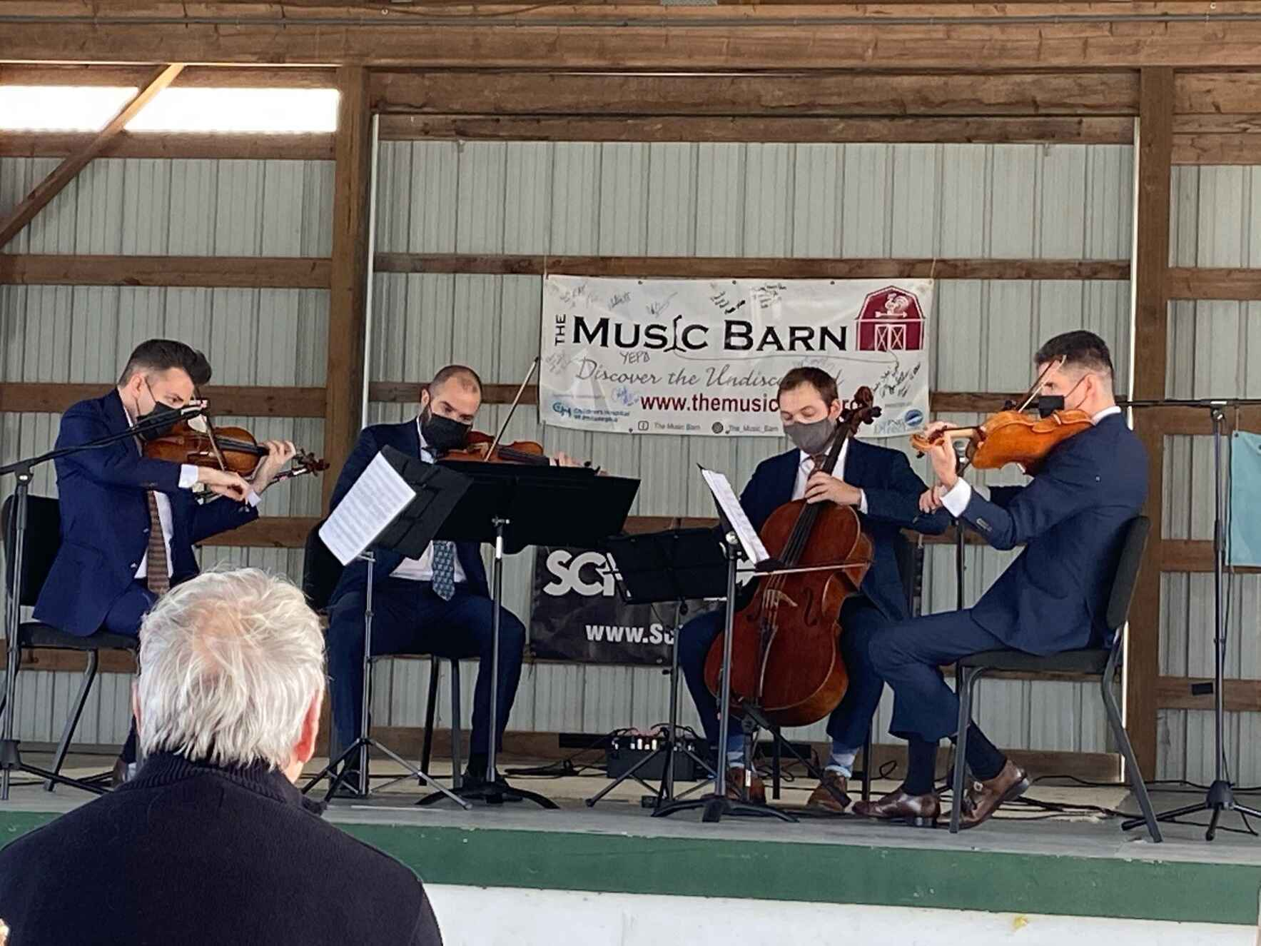 Donate to help Music at Bunker Hill achieve its mission of presenting live classical music in the heart of South Jersey. image