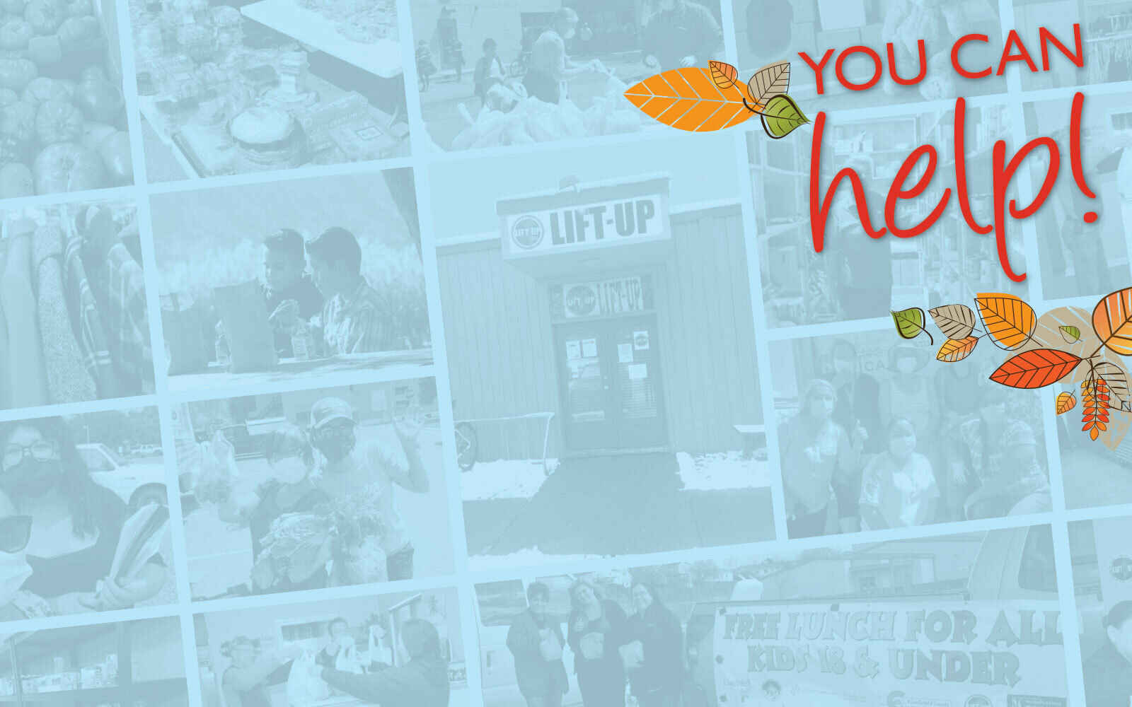 Uplifting community through food image