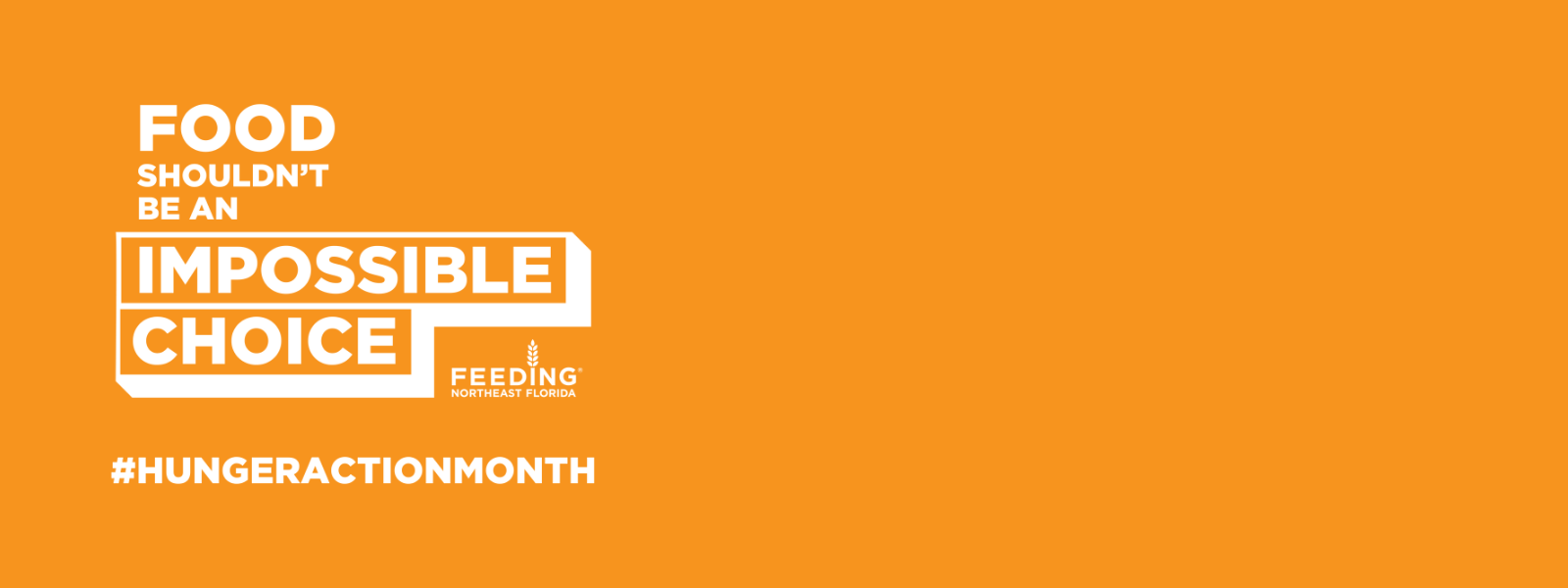 Take Action During Hunger Action Month image
