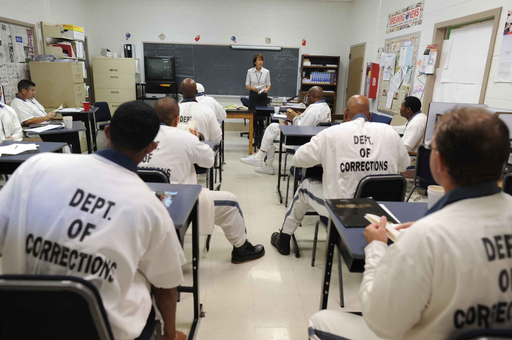 Donate now to help bring higher education to incarcerated and formerly incarcerated people. image