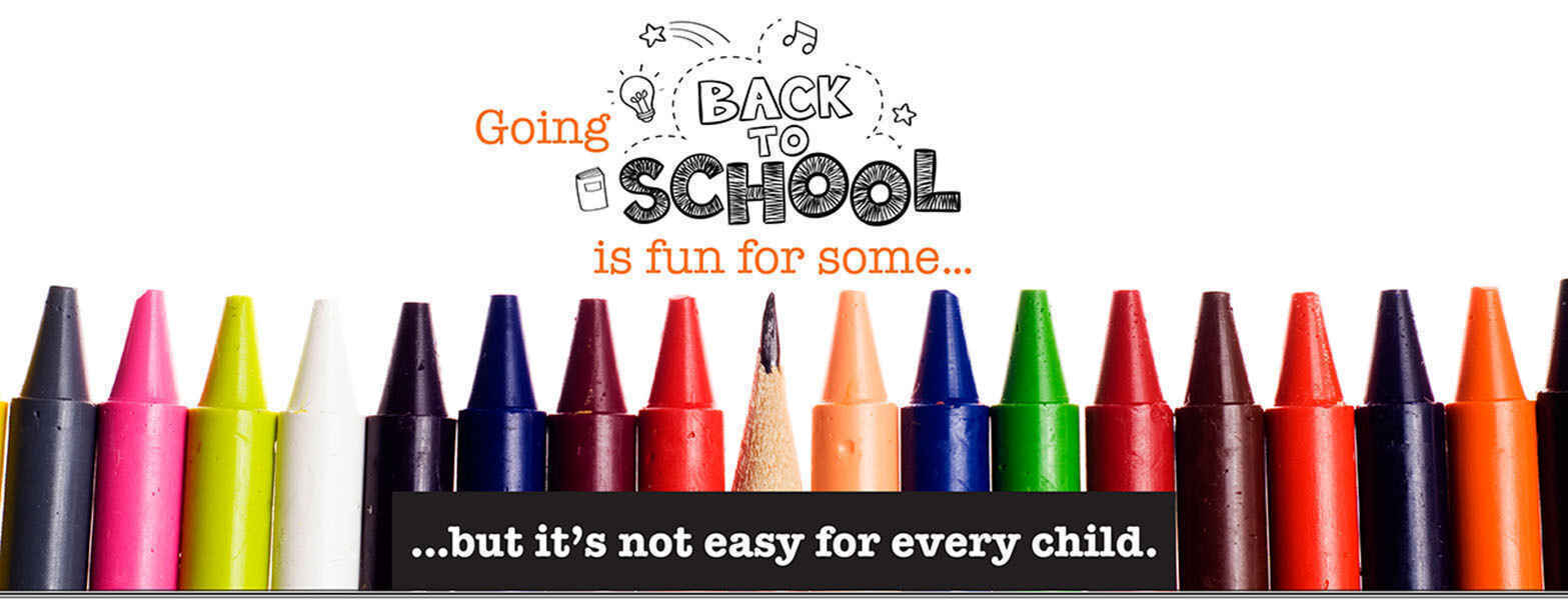 Back to School Funds for Food Drive image