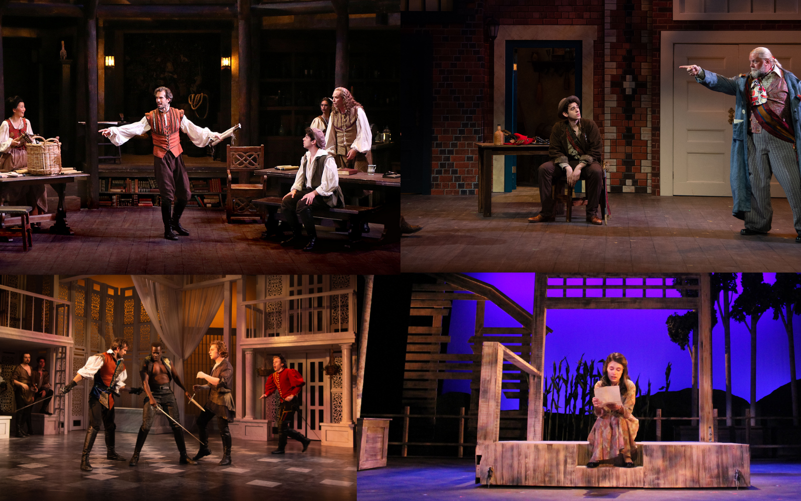 Support world class professional theatre in East Texas. image
