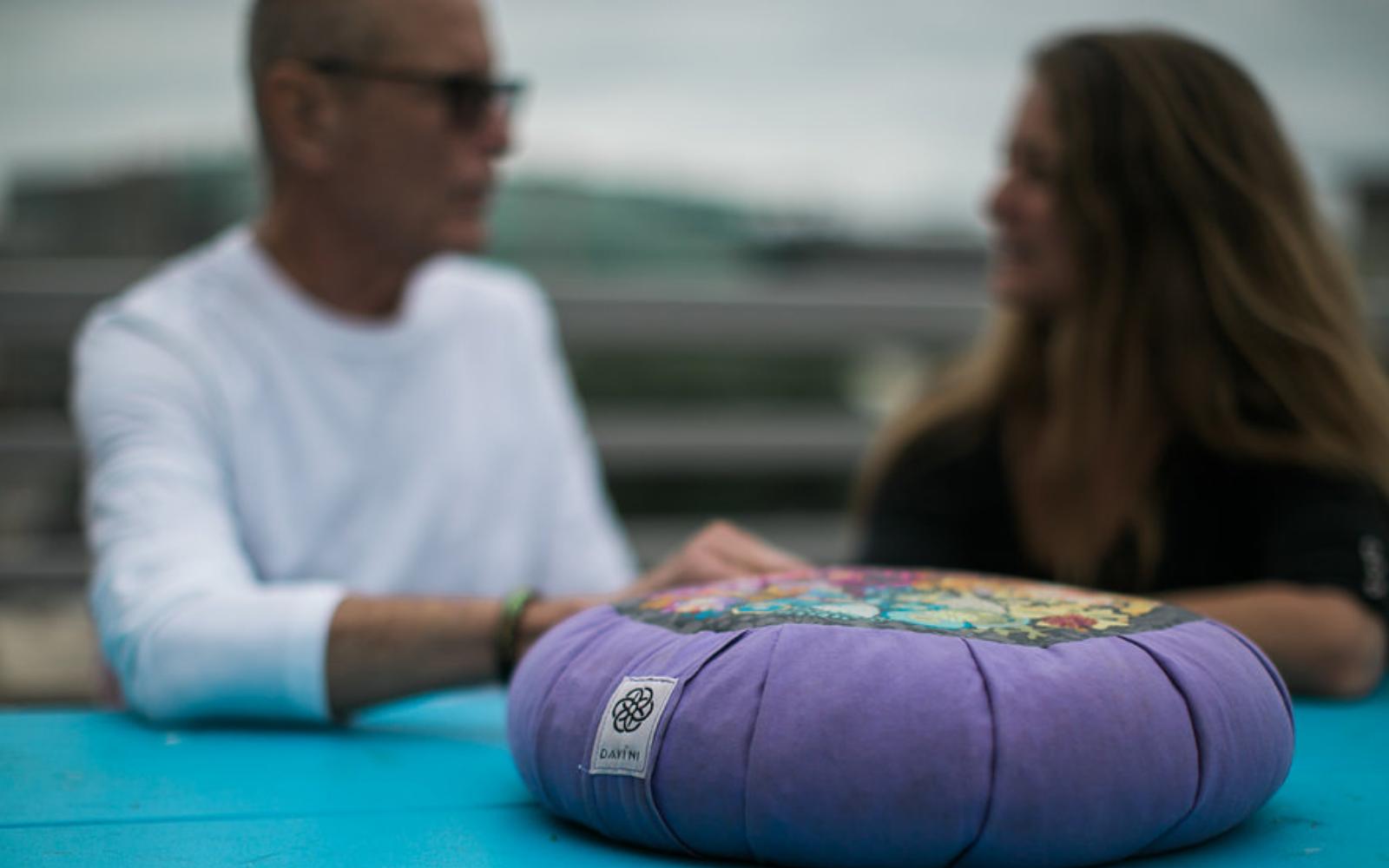Help support Community Meditation image
