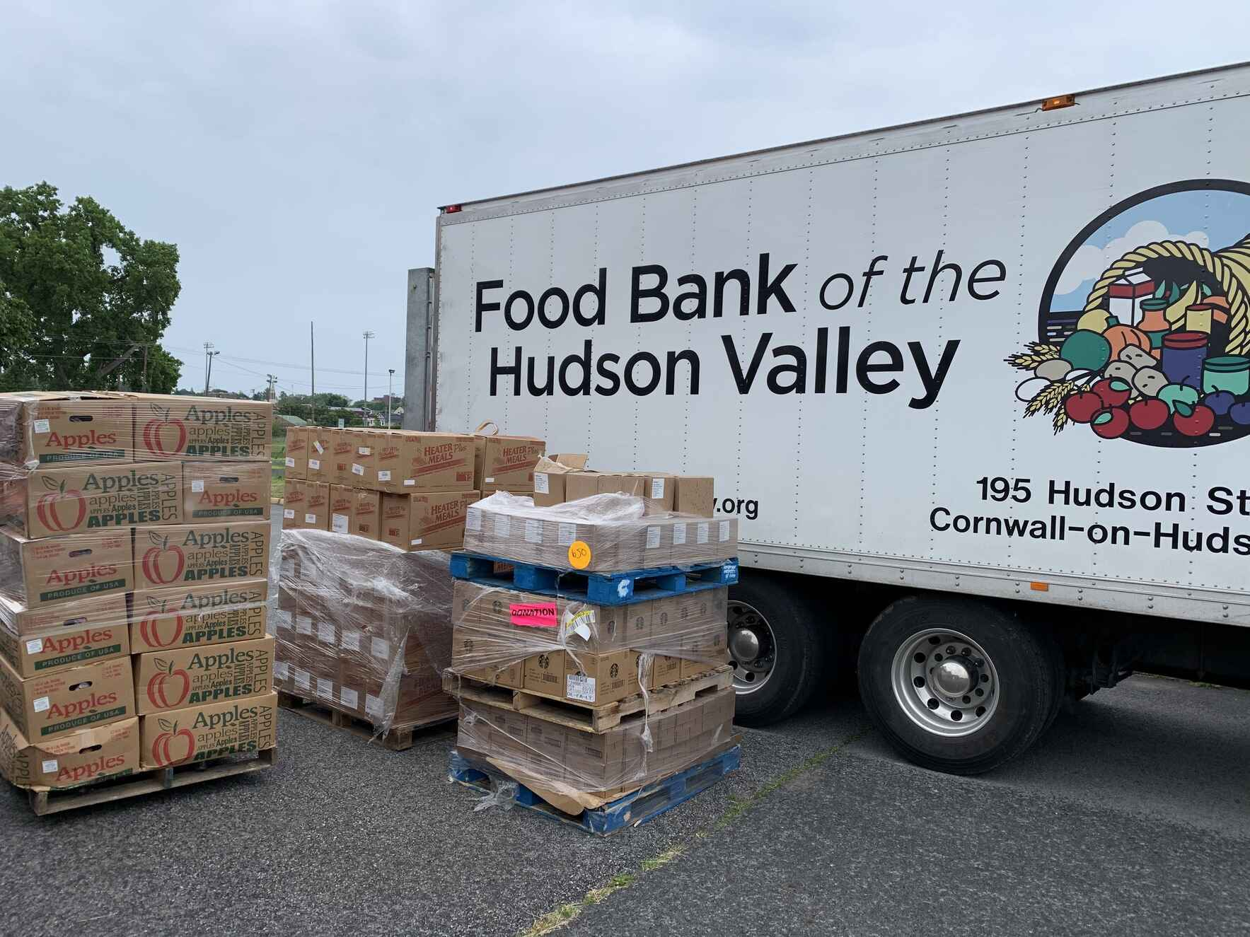 Help alleviate hunger in the Hudson Valley. image