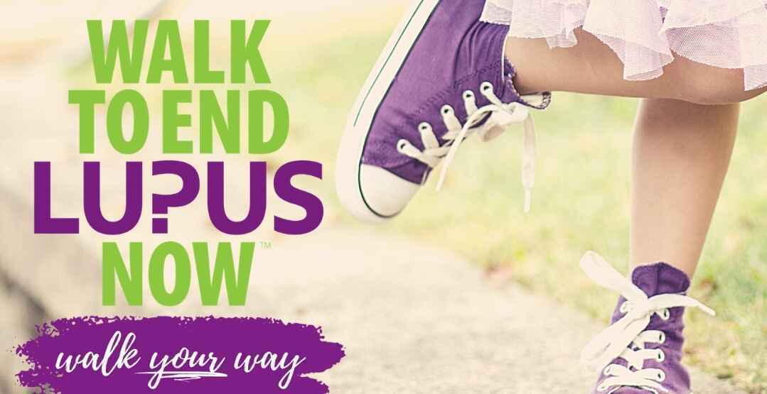 Virtual Walk to End Lupus Now - Wisconsin Together image