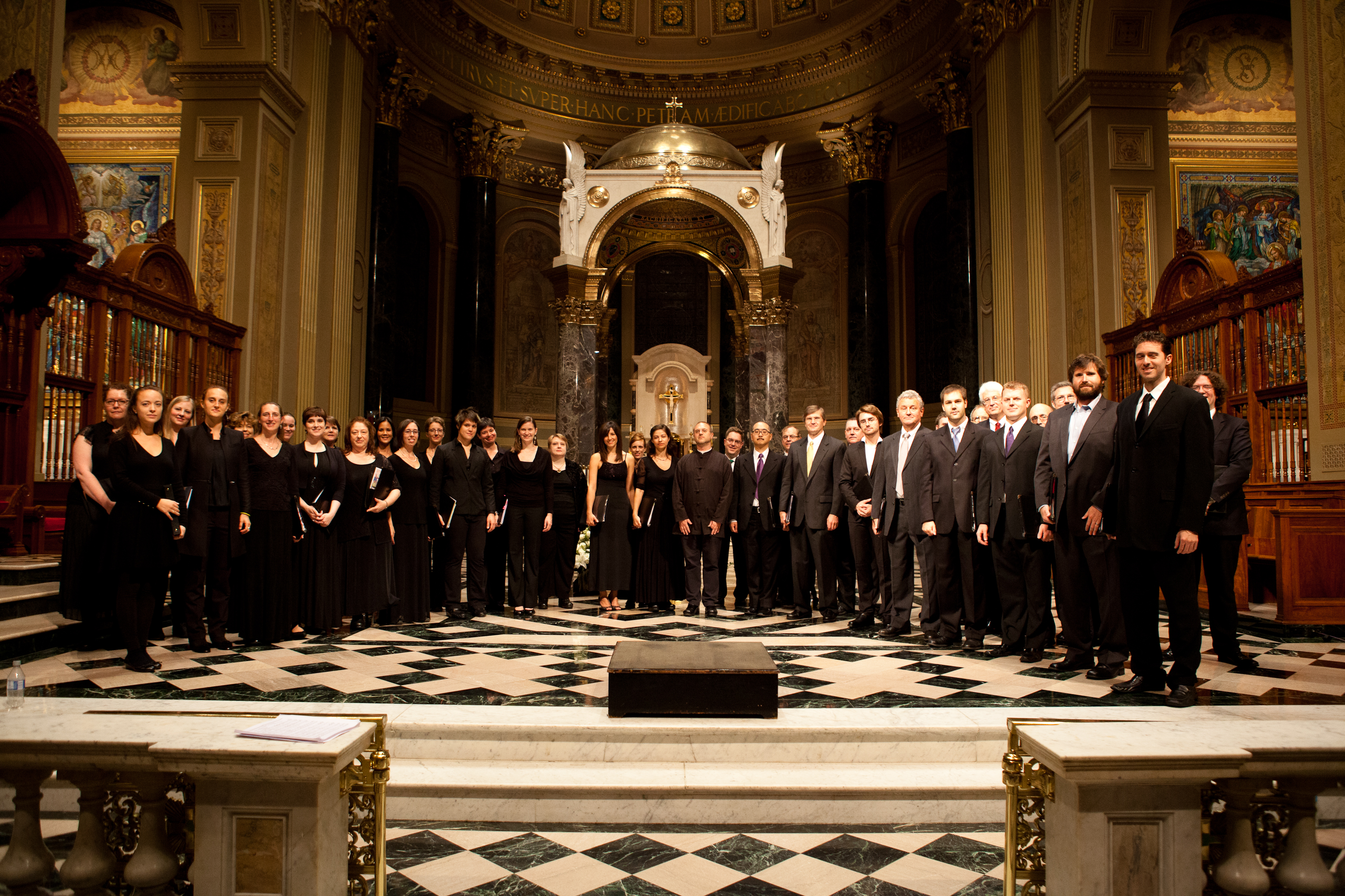 Donate Now to Support Choral Arts  image