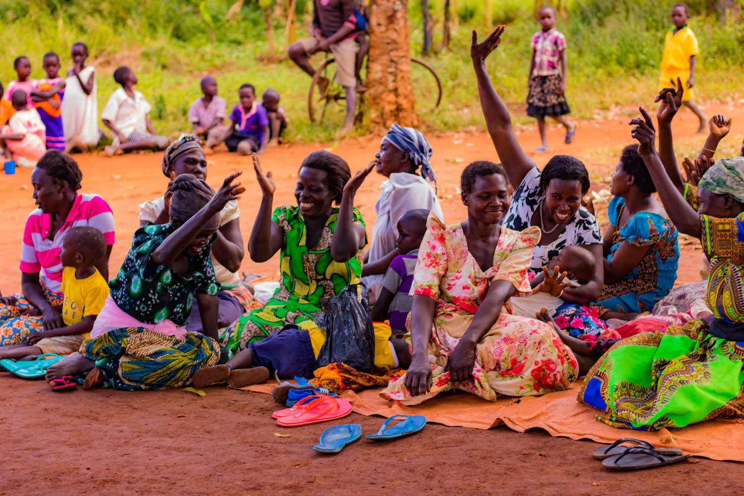 Help Ugandans find local solutions to poverty and injustice! image