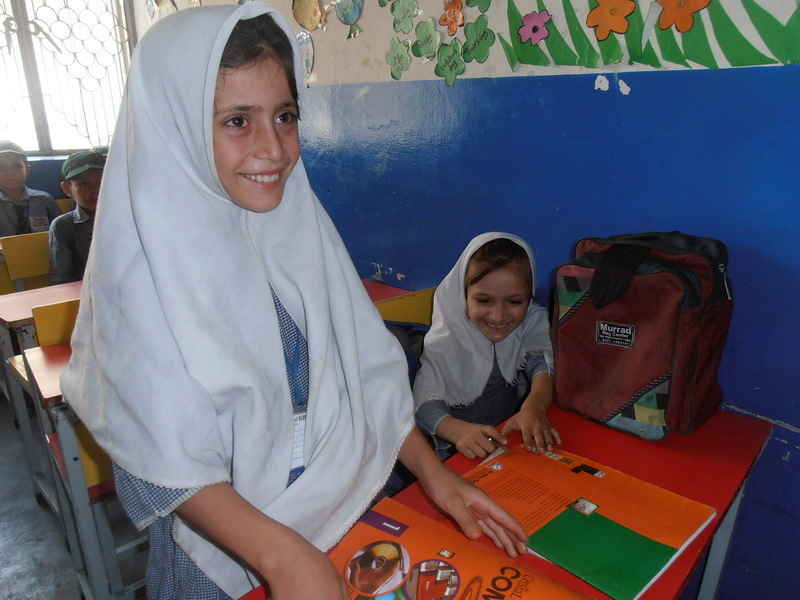 Support Women and Children's education in Pakistan and Afghanistan! image