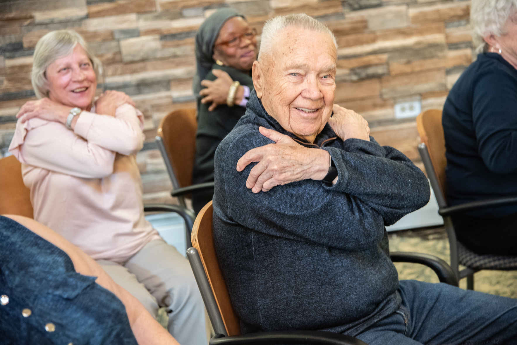 Make a difference in the lives of Eaton's senior residents by supporting our service-rich communities! image