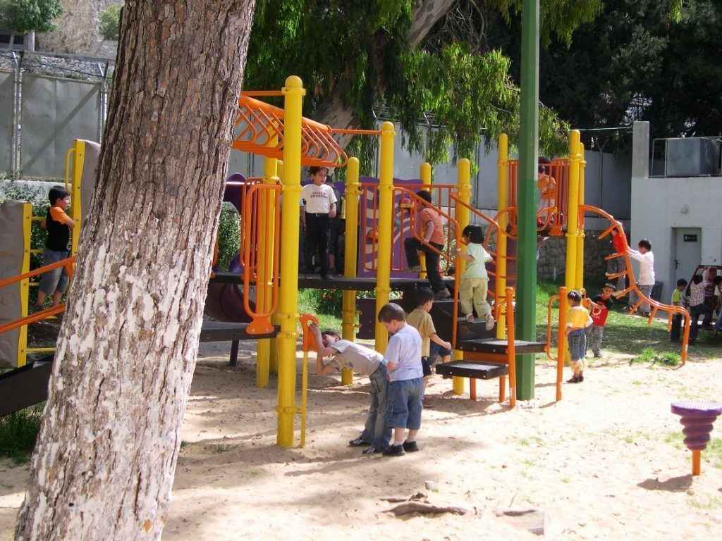 Help us build Playgrounds for Palestine image