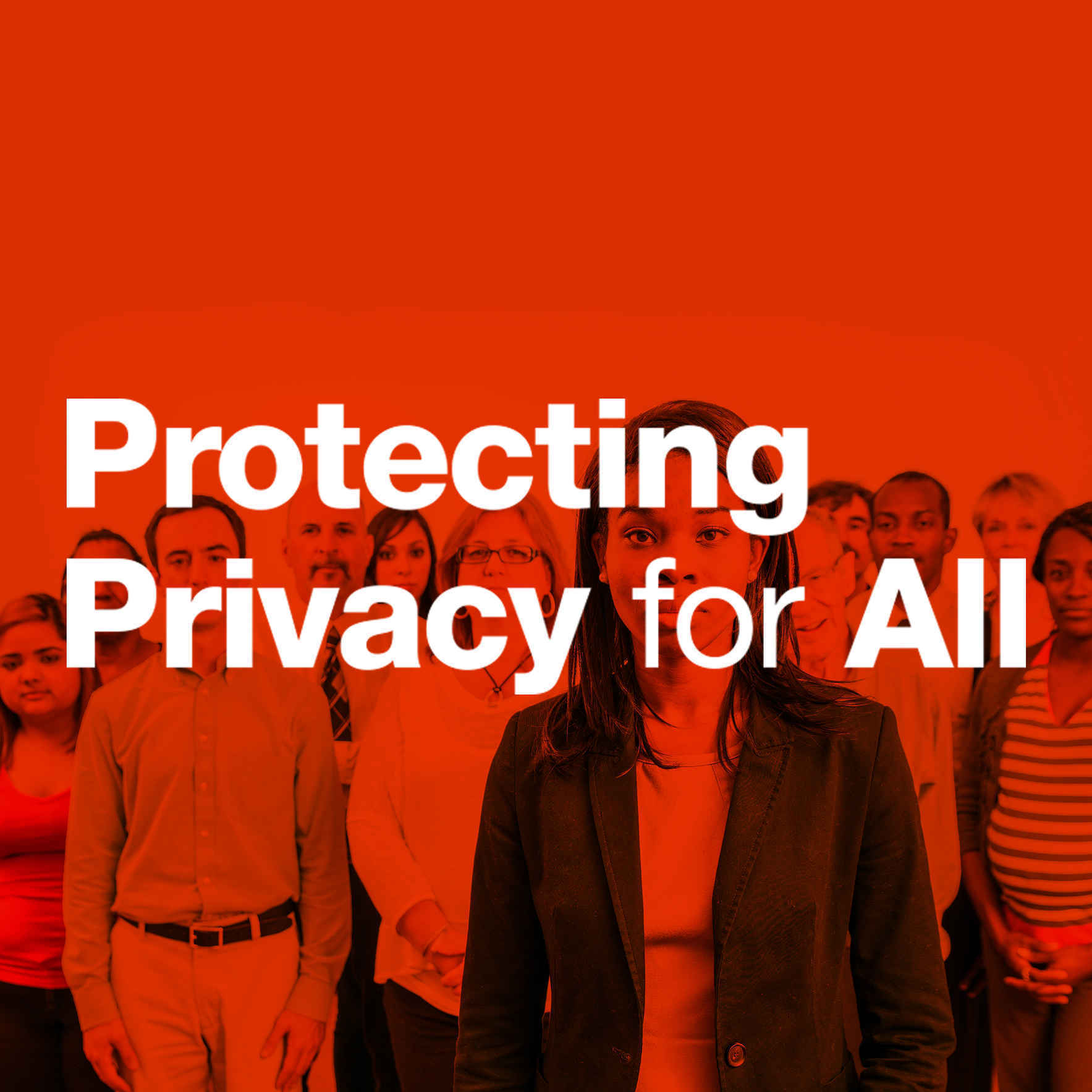 Help protect privacy for all!  image