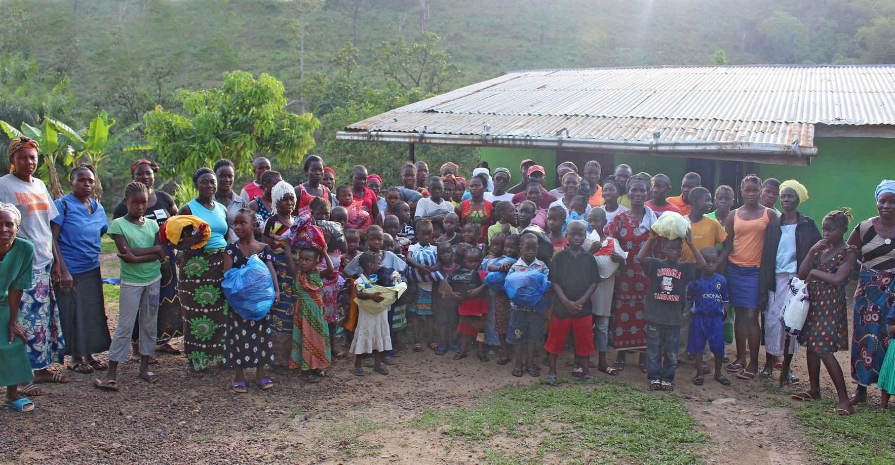 RESTORE HOPE: LIBERIA image