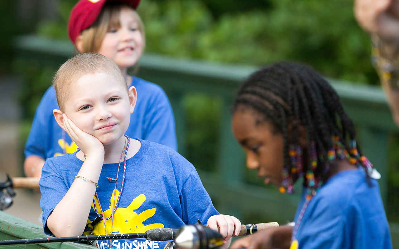 Thank you! Your donation helps make magical moments for children with cancer in Georgia. image