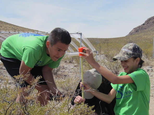 Help students experience the wonder of science and the desert! image