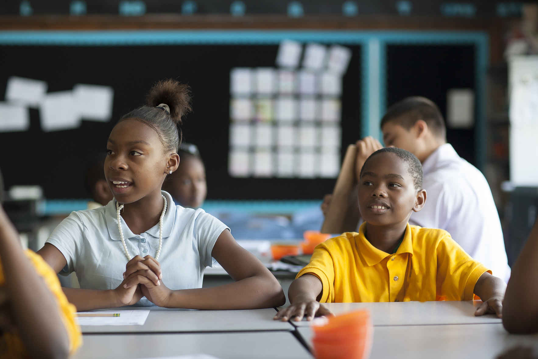 Your gift delivers on the promise of educational equity with excellence. image